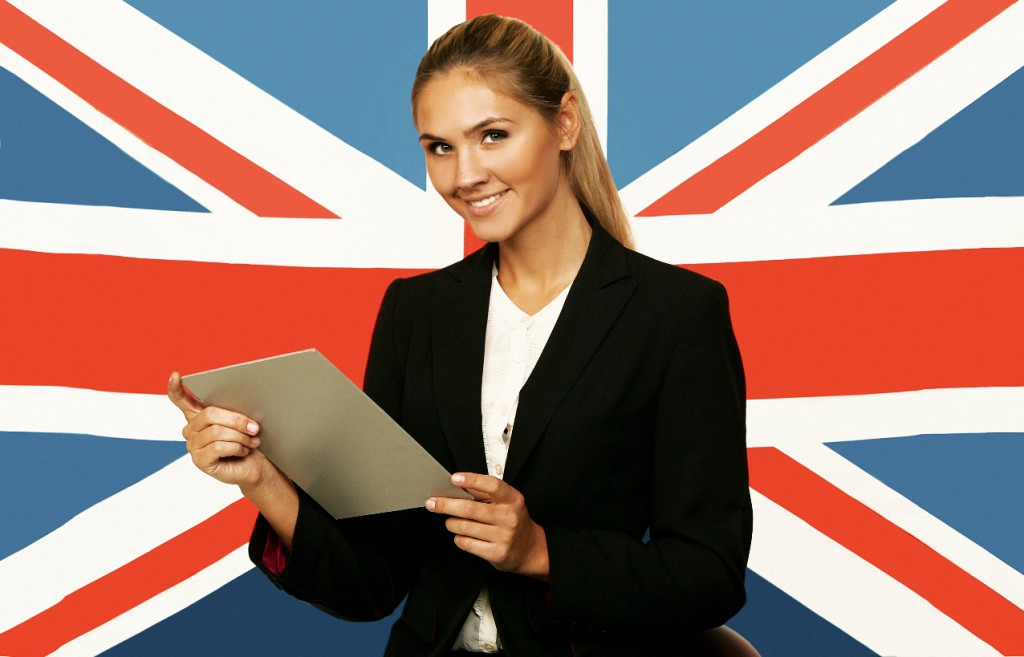 Бизнес поездка в Англию