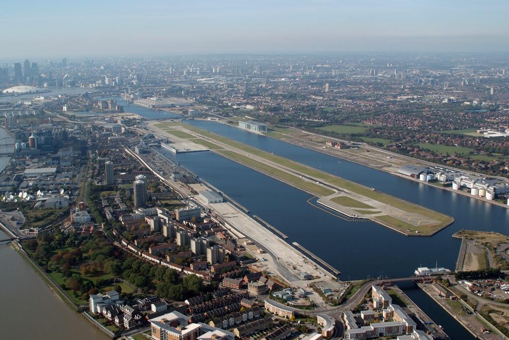 Аэропорт Лондон Сити (London City)