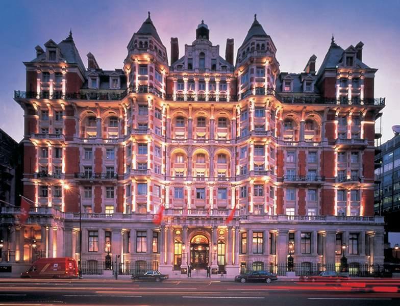 Лондонские отели