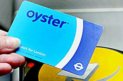 Смарт-карта «Oyster card