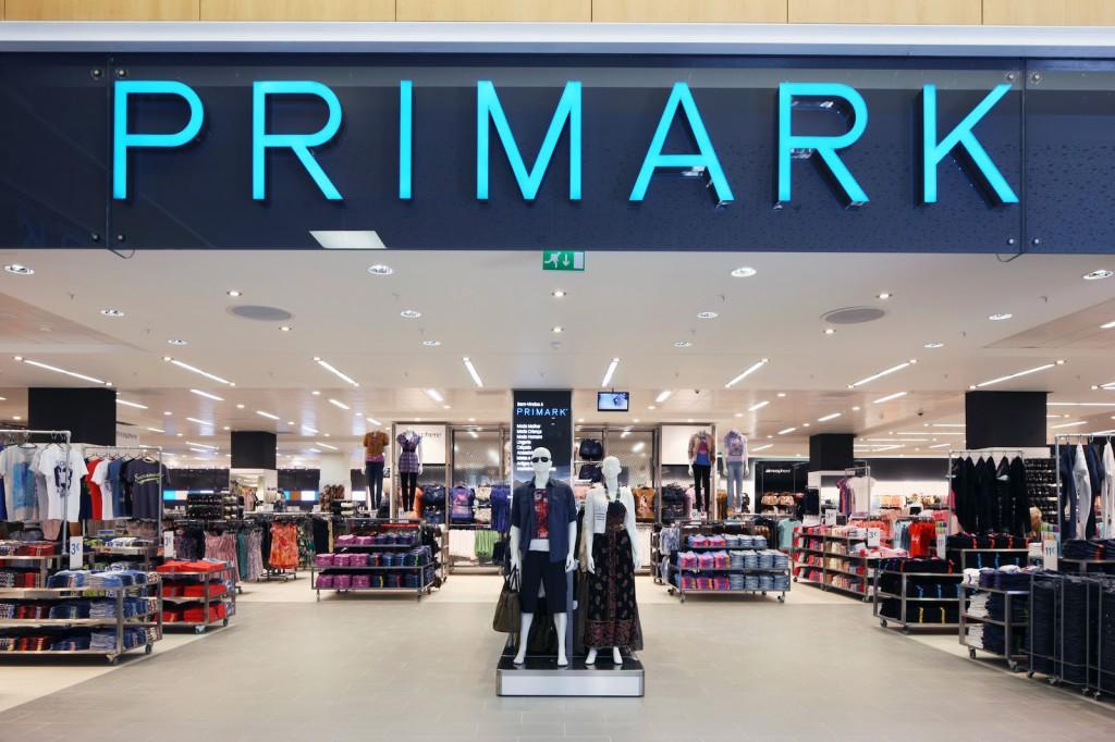 Сеть магазинов - Primark