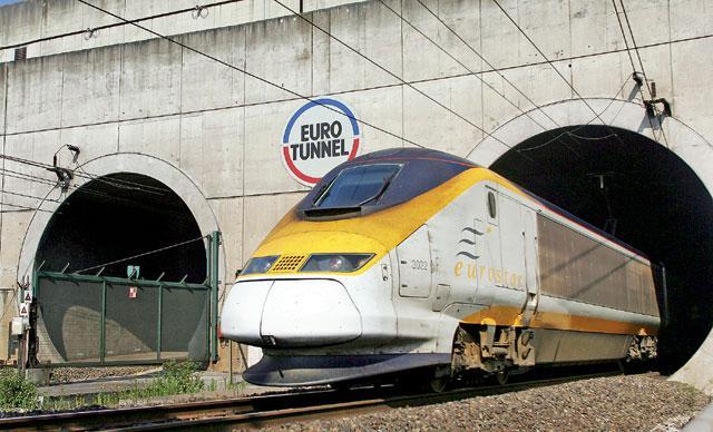 Туннель под Ла-Маншем