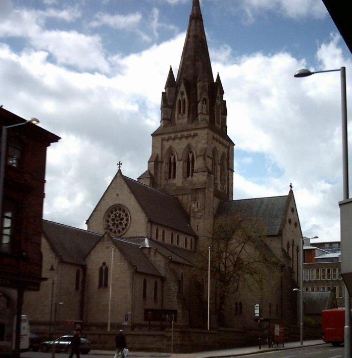 Кафедральная церковь Святого Варнавы