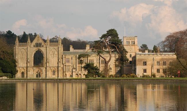 Дом Лорда Байрона