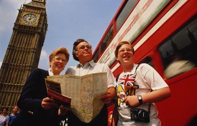 Путешествие по Англии на общественном транспорте