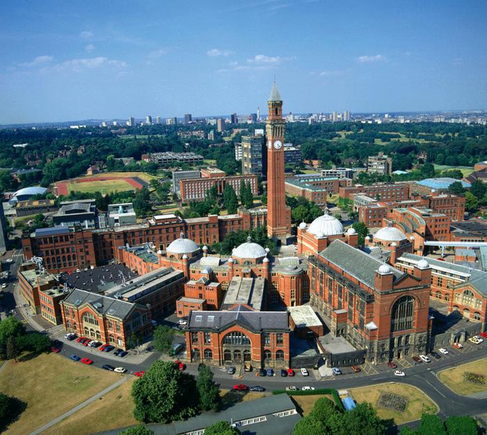 Бирмингемский университет