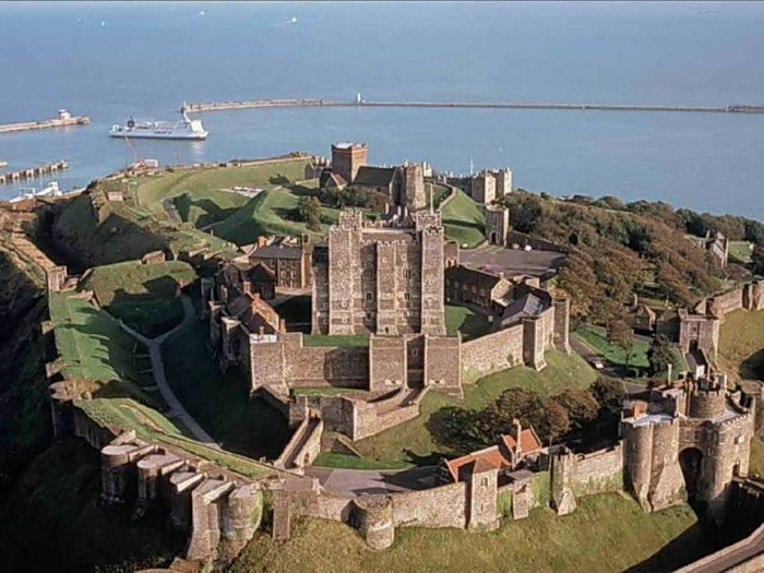 Замок Дувр