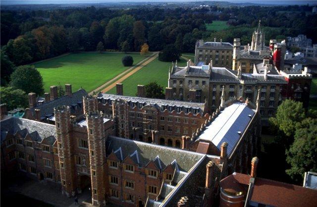 Колледж Св. Иоанна, Кембридж