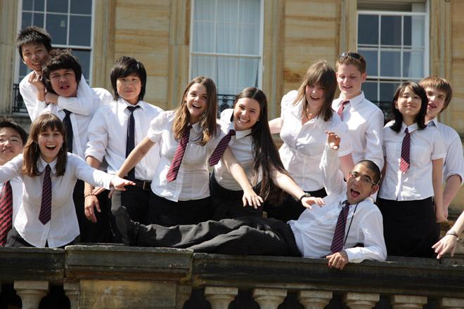 Школьное образование в Англии