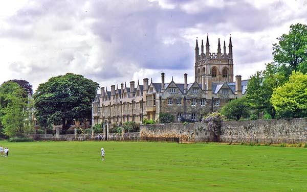 Колледж Мертон, Оксфорд