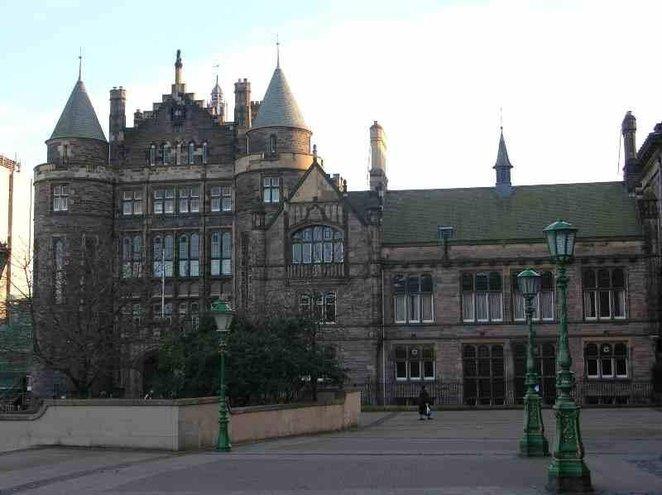 Edinburgh University - Здание студенческого союза