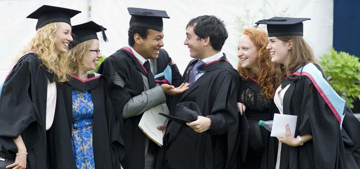 Студенты университета