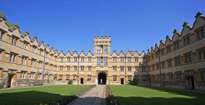 Университетский колледж, Оксфорд