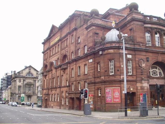 Национальный театр Глазго