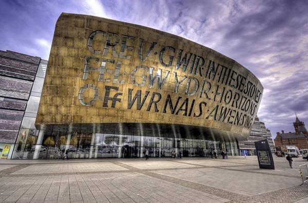 Уэльский Миллениум-центр