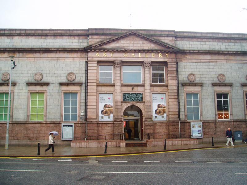 Художественная галерея, Aberdeen