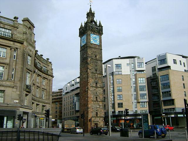 Часовая башня Толбут