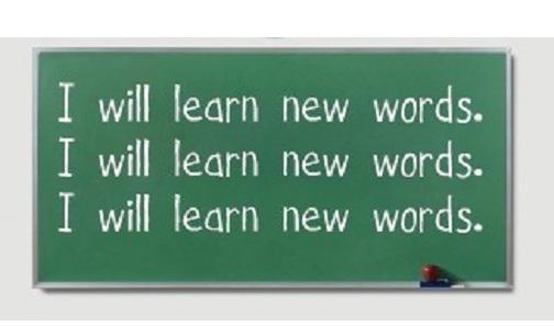 Как быстро учить английские слова
