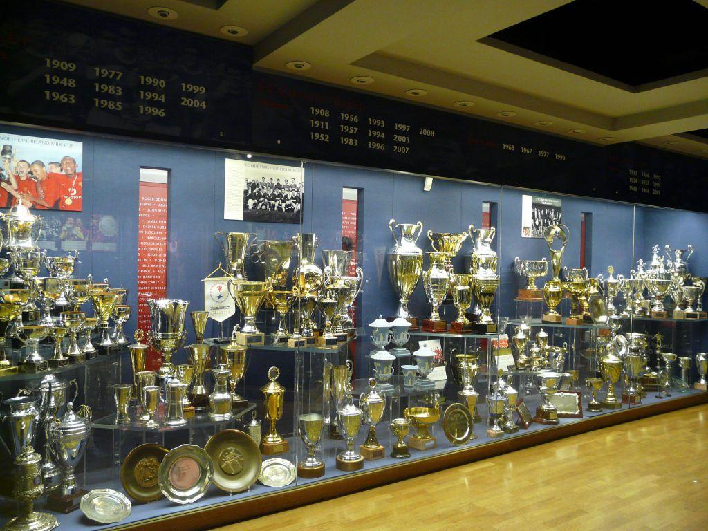 Комната трофеев