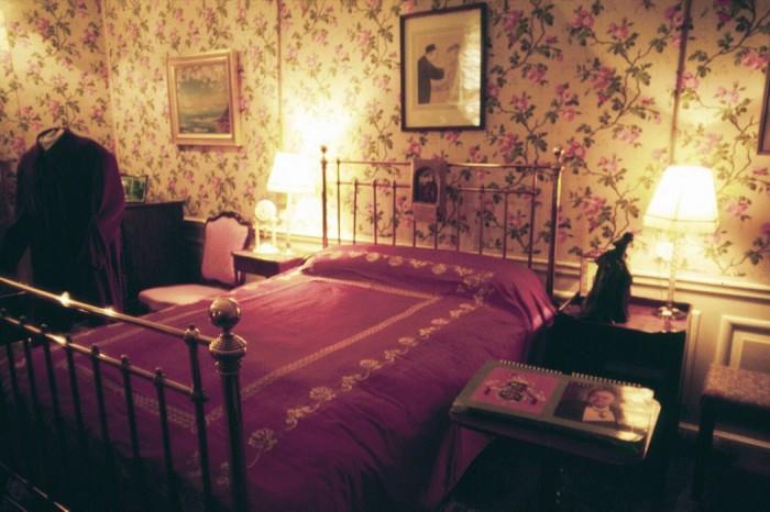 комната где родился Уинстон Черчилль