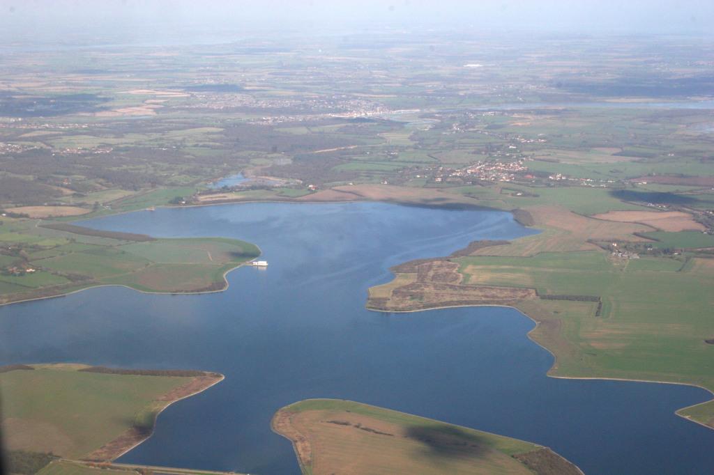 Водохранилище Abberton