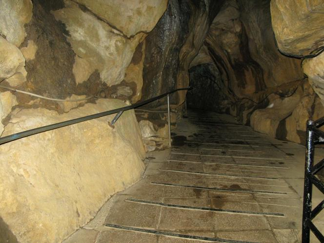 Пещера Голубого Джона