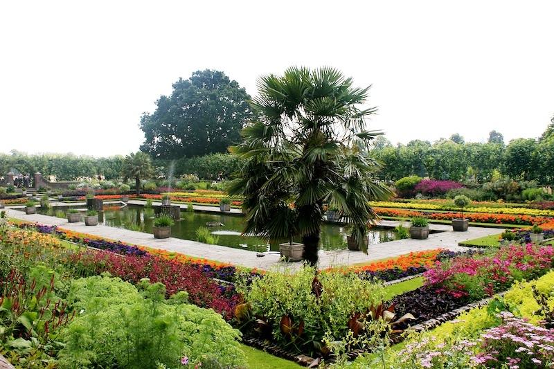Потайной сад