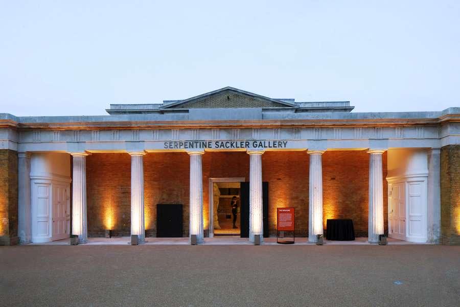 Галерея современного искусства Серпентайн