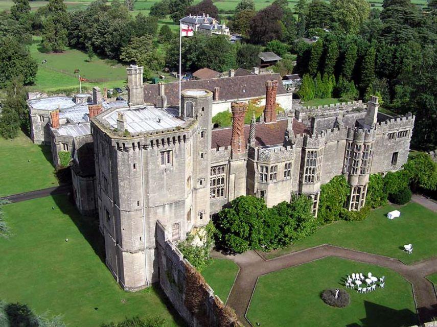 Замок Торнбери