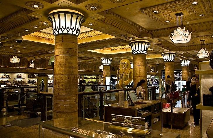 Зал с Египетской тематикой