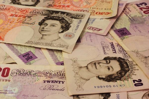 Деньги Англии