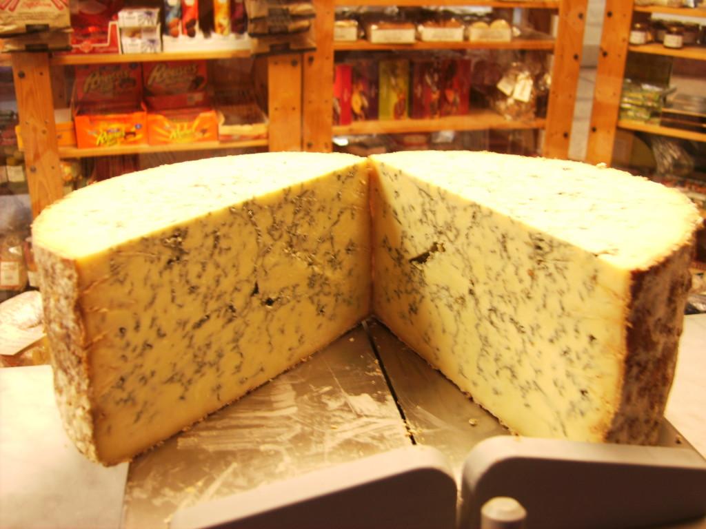 Чеширский сыр