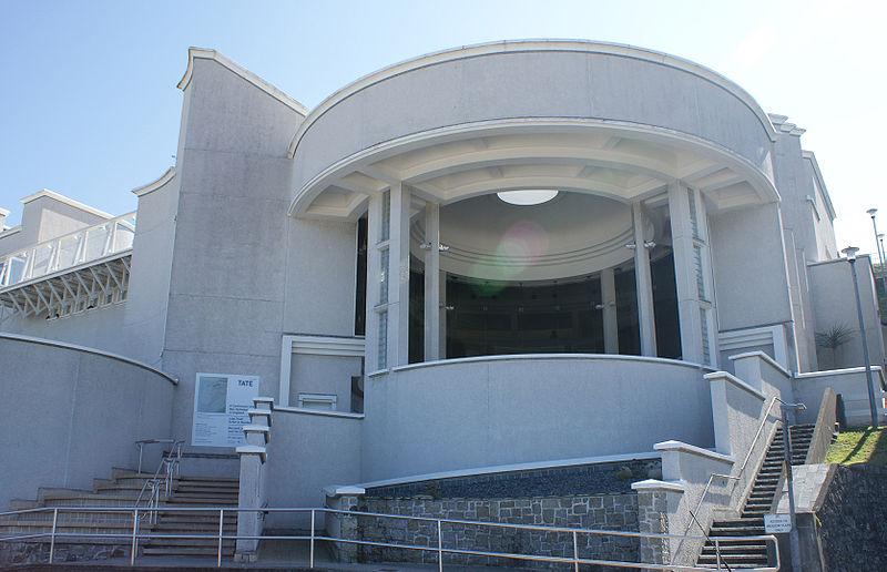 Музей Тейт Сент-Айвз в графстве Корнуолл