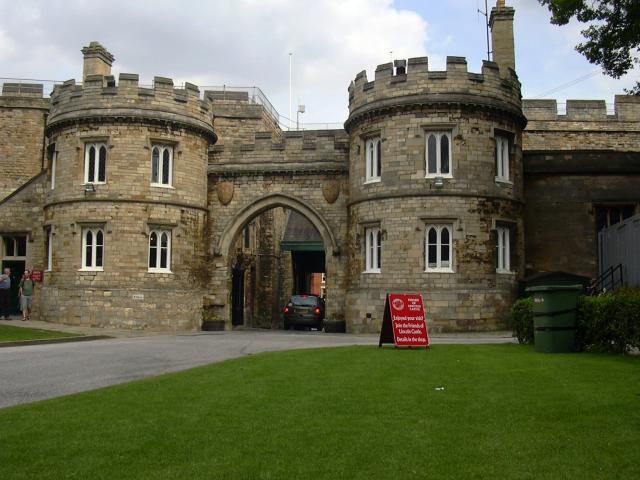 Линкольнский замок