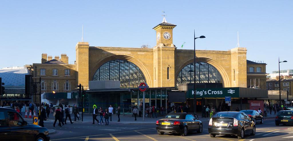 Станция Кингс-Кросс на Викискладе